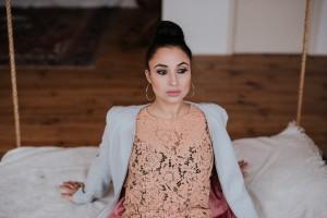 marokkaanse actrice Amsterdam